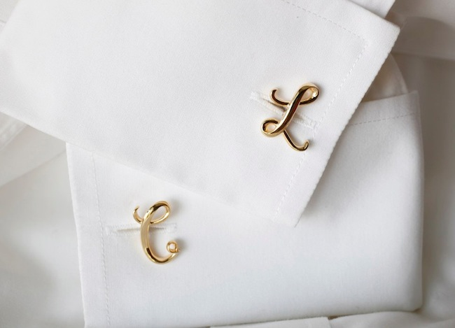 Monogram-Cufflinks