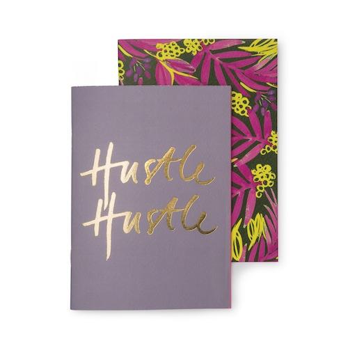 Hustle Hustle Notebook Set
