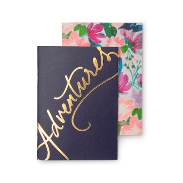 Adventures Notebook Set