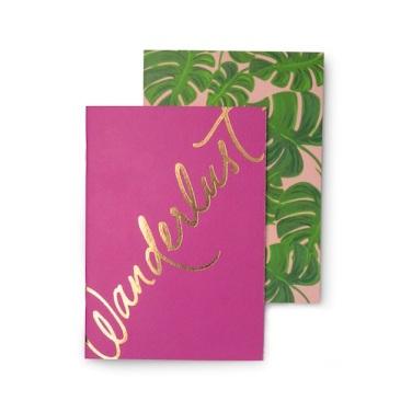 Wanderlust Notebook Set